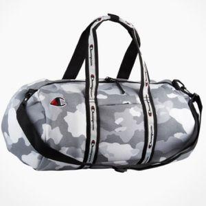 Champion - Attribute Duffel Bag (Grey Camo) a7720b74bc187